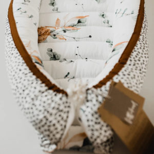 Littlehood Babynest Boho Meets Circles